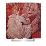 pict0649 Henri De Toulouse-Lautrec Shower Curtain