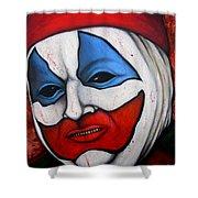 Pogo The Clown Shower Curtain