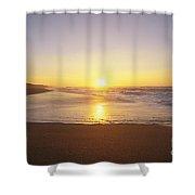 Polihale Beach Shower Curtain