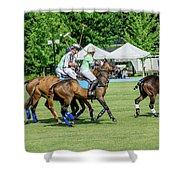 Polo Group 2 Shower Curtain