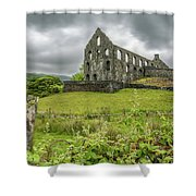 Pont Y Pandy Mill Shower Curtain