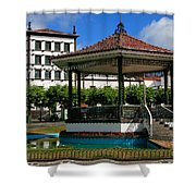 Ponta Delgada Shower Curtain