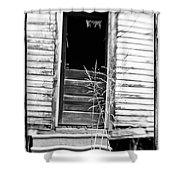 Portello Posteriore Shower Curtain