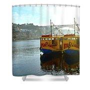 Porto  Shower Curtain