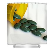 Premarin 0.3 Mg Pills Shower Curtain