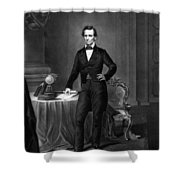 President Abraham Lincoln Shower Curtain