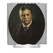President Theodore Roosevelt  Shower Curtain