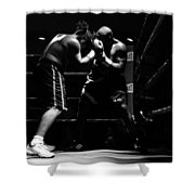 Prize Fighters Shower Curtain