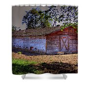 Prosser Barn Shower Curtain