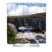 Ps I Love You Bridge In Ireland Shower Curtain