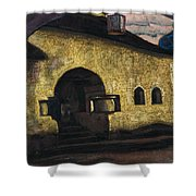 Pskov Shower Curtain