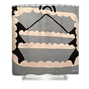 Purse Design Shower Curtain