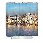 Pushkar - India Shower Curtain