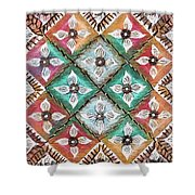 Quadillium Shower Curtain