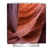 Rattlesnake Canyon 7811 Shower Curtain