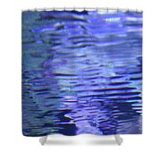 Reef Reflections Shower Curtain