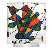 Rfb0590 Shower Curtain