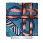 Rfb0625 Shower Curtain