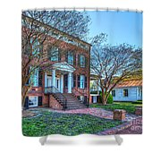 Riddicks Folly House Museum  Shower Curtain