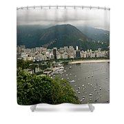 Rio De Janeiro Vi Shower Curtain