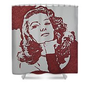 Rita Shower Curtain