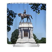 Robert E. Lee Shower Curtain