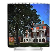 Robert Mills House, Sc Shower Curtain