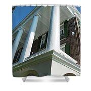 Robert Wm Roper House Shower Curtain