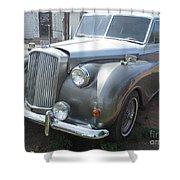Rolls Royce Silver Wraith Shower Curtain
