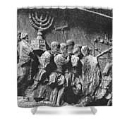 Rome: Arch Of Titus Shower Curtain