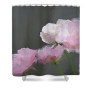Roses - Bring On Spring Series Shower Curtain