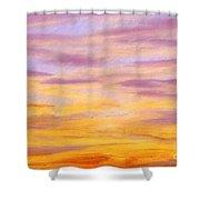 Rowlett Sky Shower Curtain