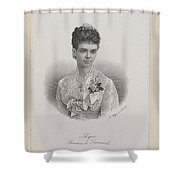 Royal Collection Shower Curtain