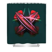 Sabre Dance Shower Curtain