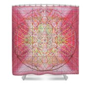Sacred Symbols Out Of The Void 1b Shower Curtain