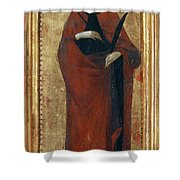 Saint Apollonia Shower Curtain