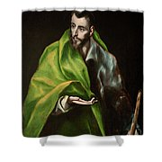Saint James The Greater Shower Curtain