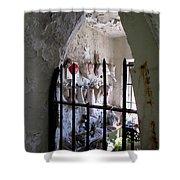 Saint Roch Chapel Shower Curtain