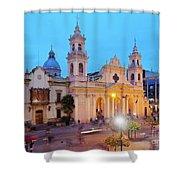 Salta, Argentina Shower Curtain