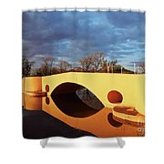 San Antonio De Areco, Argentina Shower Curtain