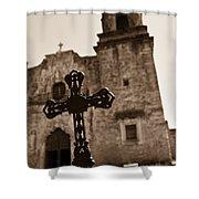 San Antonio Shower Curtain