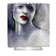 Sara Shower Curtain