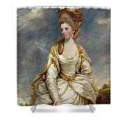Sarah Campbell Shower Curtain