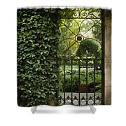 Savannah Gate Shower Curtain