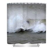 Sean 7 Shower Curtain