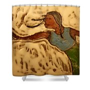 Selma - Tile Shower Curtain