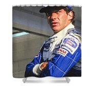 Senna Shower Curtain
