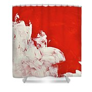 Shabby04 Shower Curtain