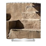 Shadows Of Tumacacori Shower Curtain
