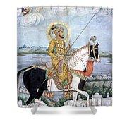 Shah Jahan (1592-1666) Shower Curtain